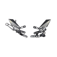 FTRAP005 Adjustable rear set, APRILIA